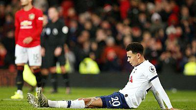 Spurs' attitude to blame for Man Utd defeat, says Alli