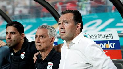 Wilmots leaves role as Iran coach