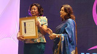 L'ONU décerne le titre de ''Championne de la prévention des violences sexuelles'' à la première dame de la RDC (Par Nana-Rosine Ngangoue)