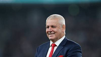 Gatland keen to work with new All Blacks coach - whoever it is