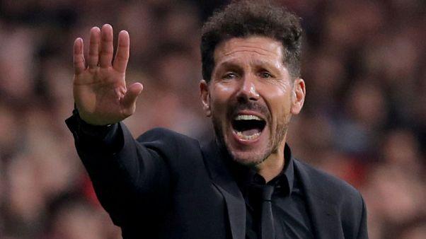 Atletico seek quick fix at Villarreal in transitional season