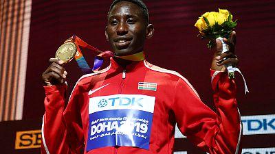 Kenya's Kipruto criticises Diamond League changes