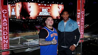 I will die trying to defend my title against Joshua, says Ruiz Jr