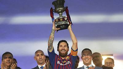 Movistar to show Spain's Super Cup after others shunned Saudi
