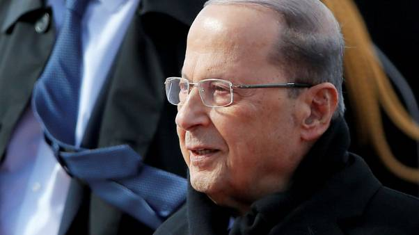 Lebanon's Aoun hopes government will be formed quickly