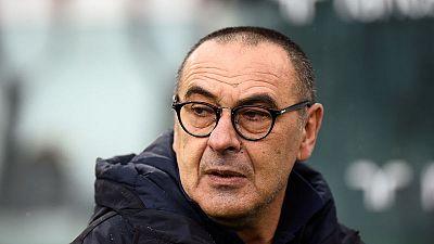 Lazio threaten Sarri's unbeaten record at Juve