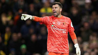 Watford can avoid relegation with an English coach, says Foster