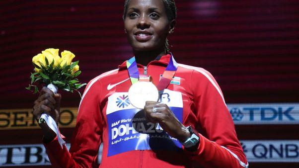 Kenya's Chepkoech eyes fast track to Olympic gold