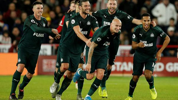 Newcastle dig deep for victory at Sheffield United