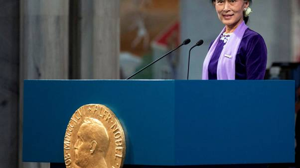 The Lady and The Hague: Myanmar leader Suu Kyi courts home audience