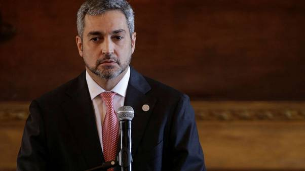 Trump to host Paraguay's Abdo on December 13 - White House