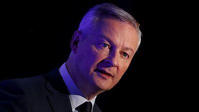 France says U.S. proposal on international tax reform unacceptable