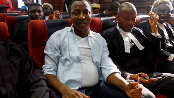Nigerian activist Sowore released on bail - Sahara Reporters