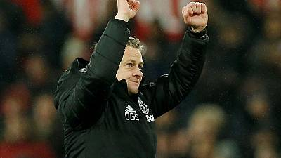 Win over Spurs has fuelled Man Utd belief ahead of derby - Solskjaer