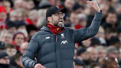 Klopp glad 'smart' Liverpool players understand need for rotation