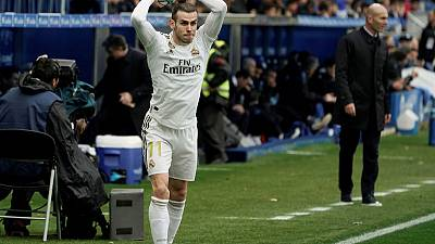 Zidane confirms Bale injury but refuses to blame players for fitness struggles
