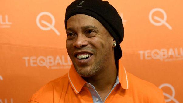 Ronaldinho says Man City ready for Champions League challenge