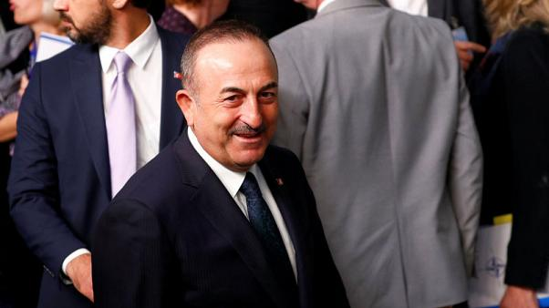 Turkey says it did not fully approve NATO's Baltic defence plan