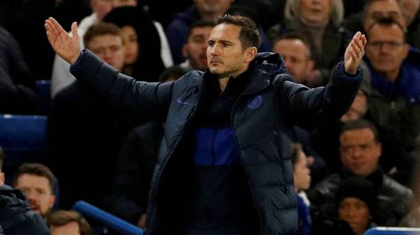 Chelsea's Lampard expects tricky test at 'dangerous' Everton