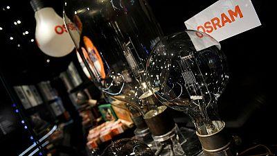 Austria's AMS hails Osram victory with second $5.1 billion bid