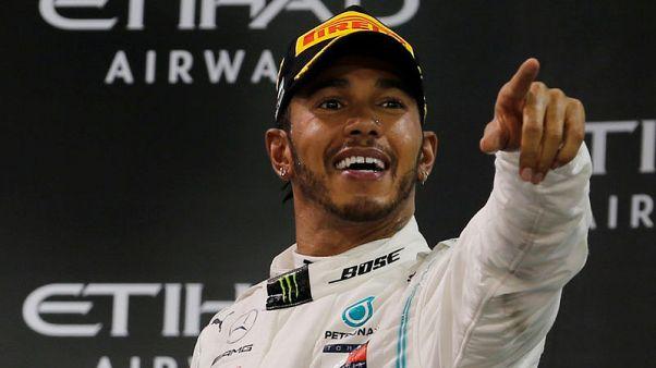 Hamilton and MotoGP great Rossi preparing for ride swap