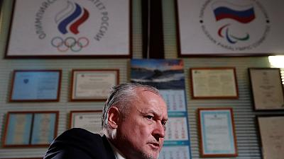 Timeline of the Russia doping case