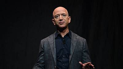 Amazon CEO says wants to work more with Pentagon
