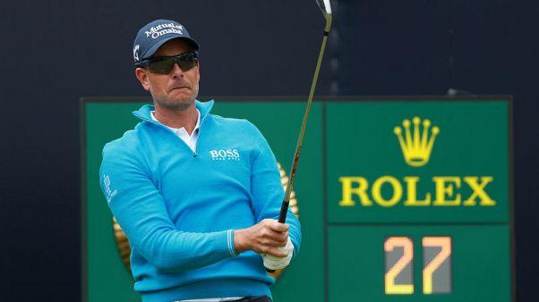 Golf - Stenson wins World Challenge as Woods fades