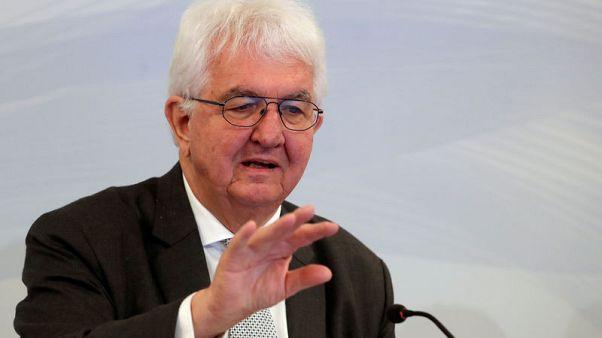 Cigars with Lagarde: ECB's Holzmann eyes return to positive rates