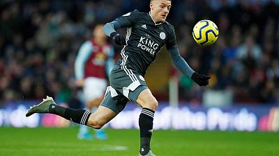 Leicester break club record with 4-1 win at Villa