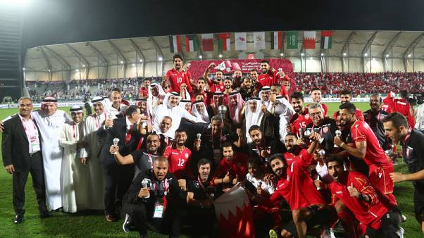 Bahrain stun Saudi Arabia to lift Gulf Cup title
