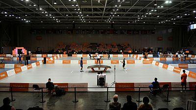 Teqball - Hosts Hungary dominate world championships