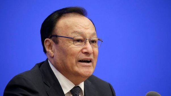 U.S. bill on China's Xinjiang violates international law, regional official says