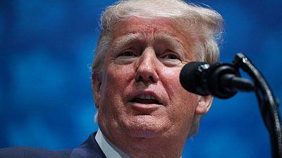 "North Korea resumes insults of ""erratic old man"" Trump"
