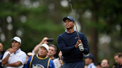 Woods looks to draw a line under Reed violation ahead of Presidents Cup