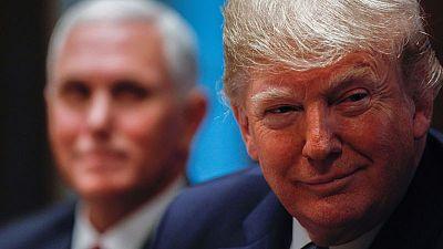 Democrats call Trump a danger to democracy; Republicans say impeachment drive a sham