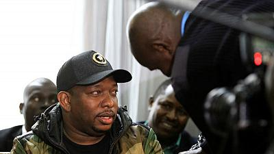 Kenyan police seal off court as Nairobi governor set to face graft charges