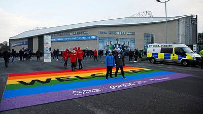 Two supporters arrested for homophobic abuse in Brighton versus Wolves draw