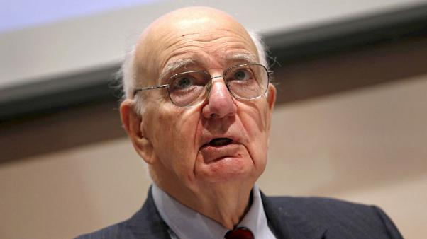 Former Fed Chief Paul Volcker, inflation tamer, dead at 92