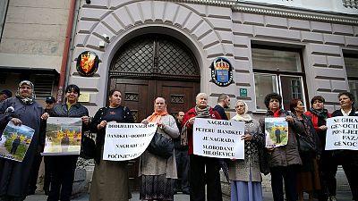 Albania, Kosovo ambassadors to boycott Nobel ceremony in protest against Handke