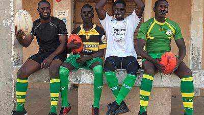 Tournoi test de lancement des compétitions nationales de rugby de la fédération   Mauritanienne de rugby pour la saison 2019/2020