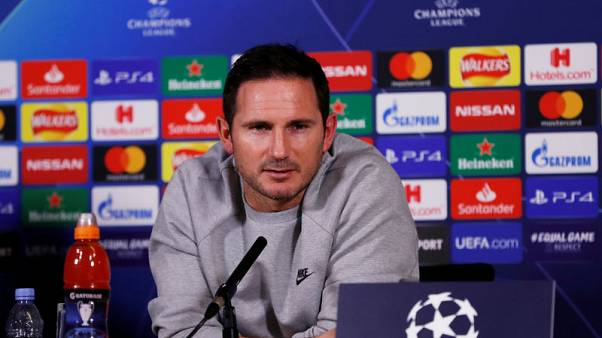 Lampard seeks Chelsea's first home win for Champions League progress
