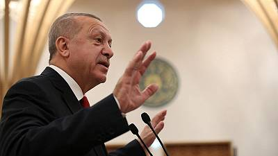 Erdogan says Turkey and Libya can hold joint exploration in eastern Mediterranean
