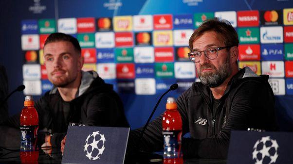 Liverpool preparing for Salzburg like it's a final, says Klopp