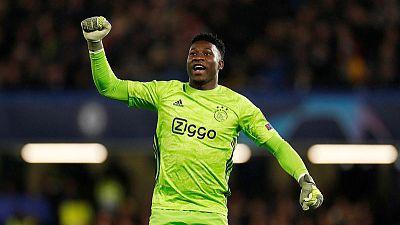 Onana passed fit but Ajax miss injured striker Promes