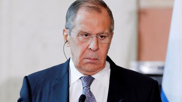 Trump to meet with Russian Foreign Minister Lavrov at White House