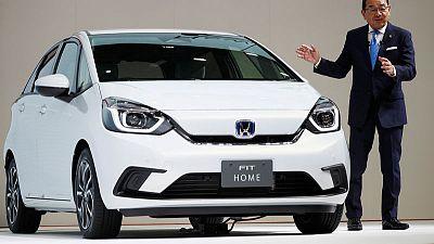 Honda's Hachigo seizes the wheel as quality crisis hits profits