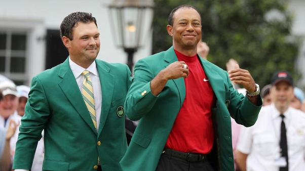 U.S. captain Woods does not expect Presidents Cup galleries to abuse Reed