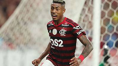 Flamengo big winners at Brazil's Player of the Year awards