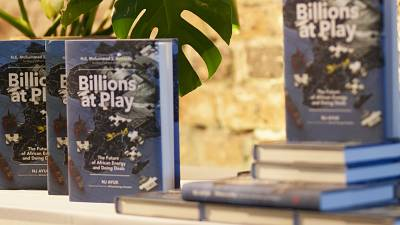 NJ Ayuk's book Billions at Play: The Future of African Energy and Doing Deals now available in Spanish